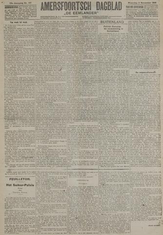 Amersfoortsch Dagblad / De Eemlander 1918-11-11