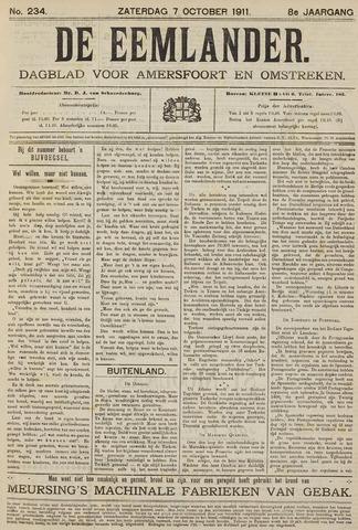 De Eemlander 1911-10-07