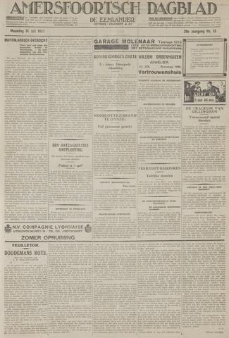 Amersfoortsch Dagblad / De Eemlander 1929-07-15