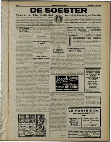 De Soester 1931-04-04