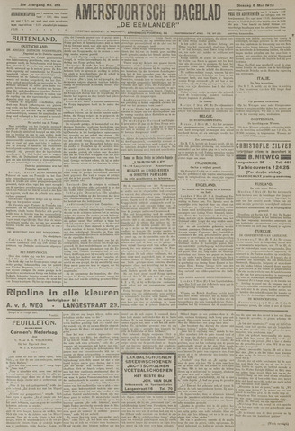 Amersfoortsch Dagblad / De Eemlander 1923-05-08