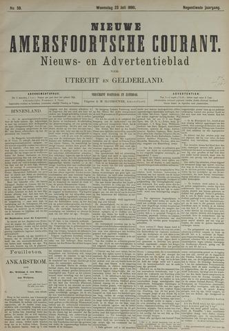 Nieuwe Amersfoortsche Courant 1890-07-23