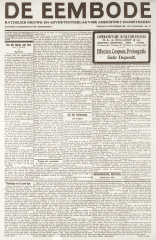De Eembode 1918-11-15