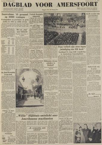 Dagblad voor Amersfoort 1949-02-15