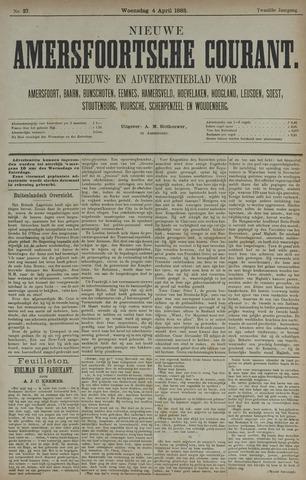 Nieuwe Amersfoortsche Courant 1883-04-04
