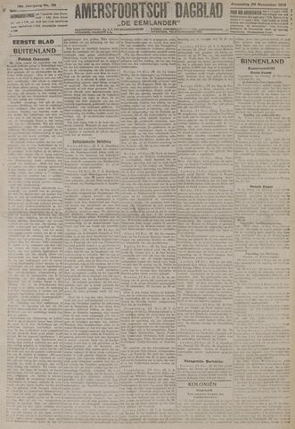 Amersfoortsch Dagblad / De Eemlander 1919-11-26