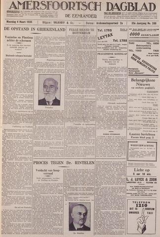 Amersfoortsch Dagblad / De Eemlander 1935-03-04