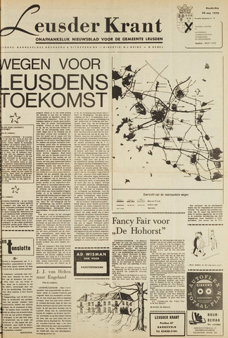 Leusder Krant 1970-08-20