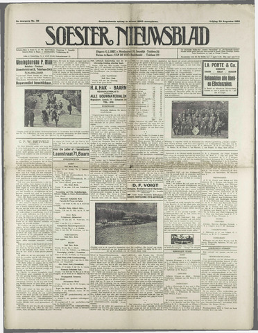 Soester Courant 1926-08-20