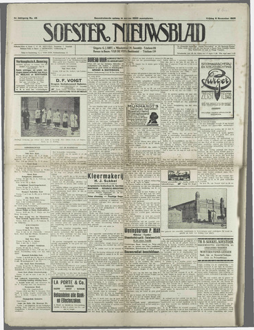 Soester Courant 1925-11-06