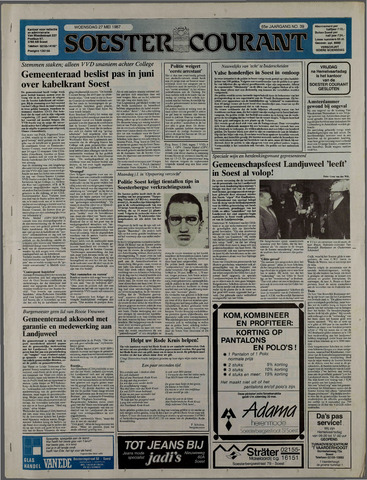 Soester Courant 1987-04-27