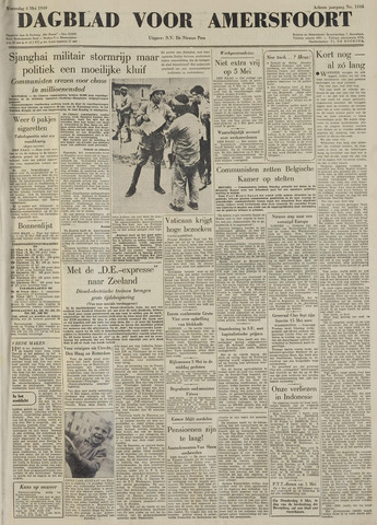 Dagblad voor Amersfoort 1949-05-04