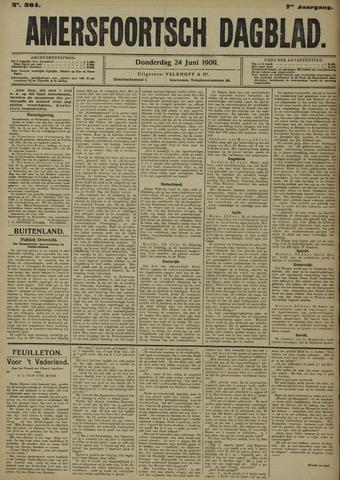 Amersfoortsch Dagblad 1909-06-24