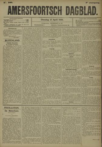 Amersfoortsch Dagblad 1909-04-27