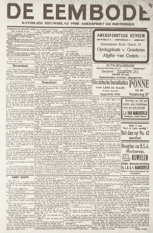 De Eembode 1921-03-18