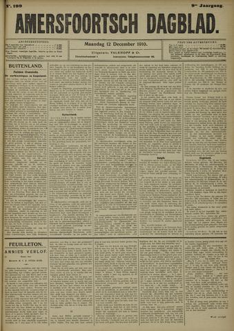 Amersfoortsch Dagblad 1910-12-12