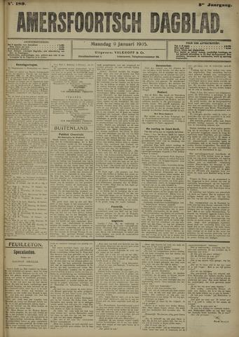 Amersfoortsch Dagblad 1905-01-09