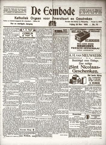 De Eembode 1930-11-28