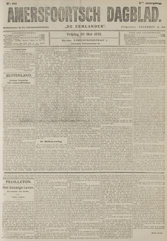 Amersfoortsch Dagblad / De Eemlander 1913-05-30