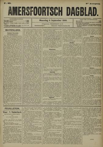 Amersfoortsch Dagblad 1909-09-06