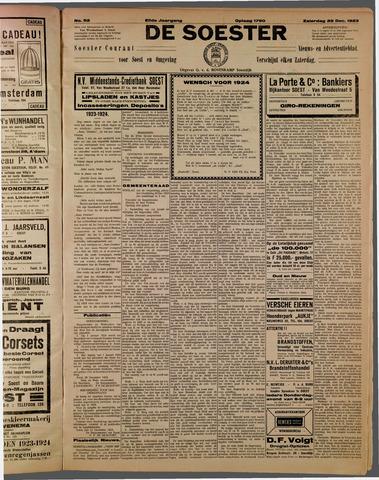 De Soester 1923-12-29