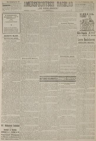 Amersfoortsch Dagblad / De Eemlander 1920-09-18