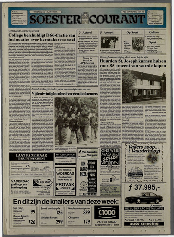Soester Courant 1995-06-14