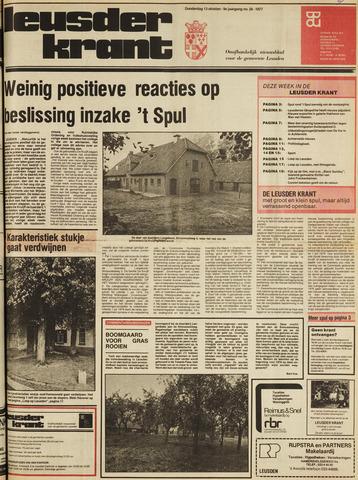 Leusder Krant 1977-10-13