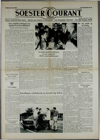 Soester Courant 1967-05-19
