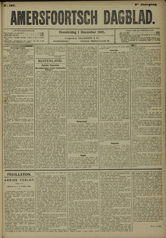Amersfoortsch Dagblad 1910-12-01