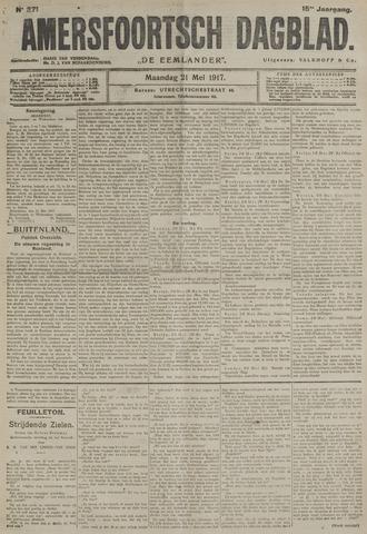 Amersfoortsch Dagblad / De Eemlander 1917-05-21