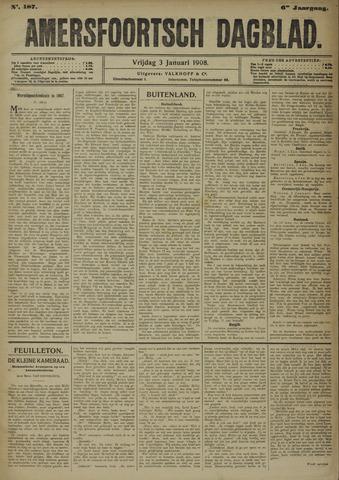 Amersfoortsch Dagblad 1908-01-03