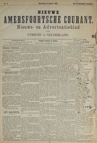 Nieuwe Amersfoortsche Courant 1892-01-13