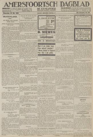 Amersfoortsch Dagblad / De Eemlander 1928-05-30