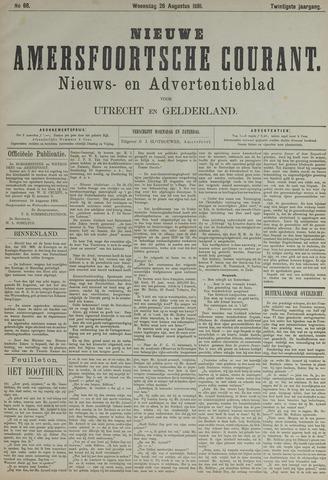 Nieuwe Amersfoortsche Courant 1891-08-26
