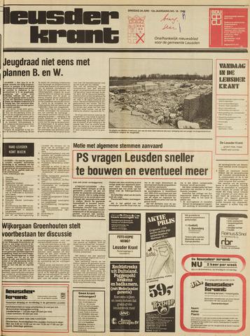 Leusder Krant 1980-06-24