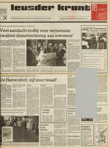Leusder Krant 1988-04-19