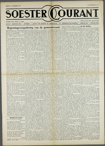 Soester Courant 1959-12-11