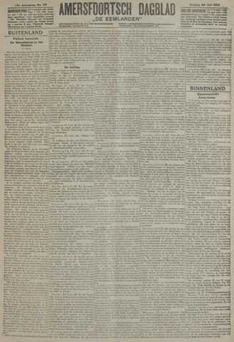 Amersfoortsch Dagblad / De Eemlander 1918-07-26