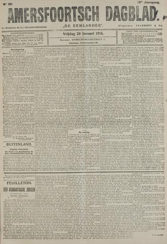 Amersfoortsch Dagblad / De Eemlander 1915-01-29