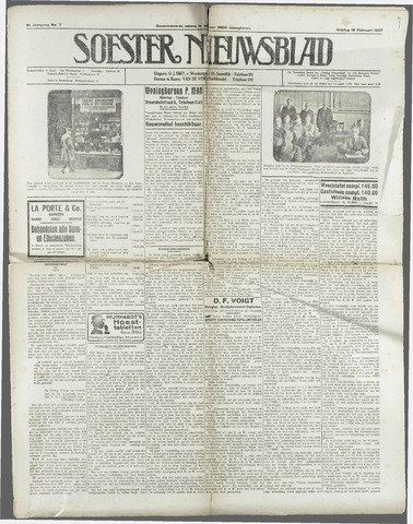 Soester Courant 1927-02-18