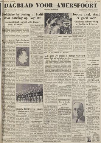 Dagblad voor Amersfoort 1948-07-15