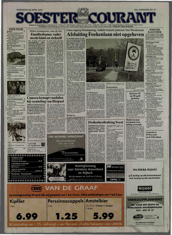 Soester Courant 2004-04-28