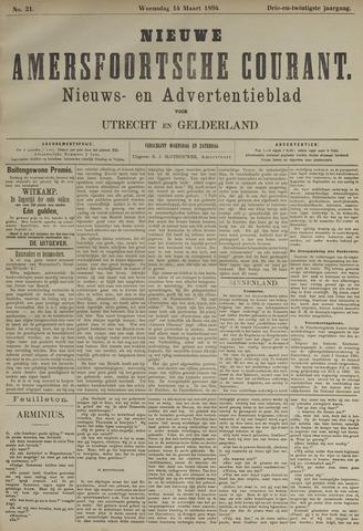 Nieuwe Amersfoortsche Courant 1894-03-14
