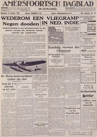 Amersfoortsch Dagblad / De Eemlander 1937-10-13