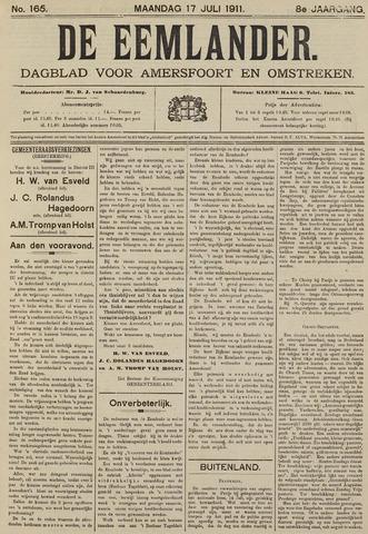 De Eemlander 1911-07-17