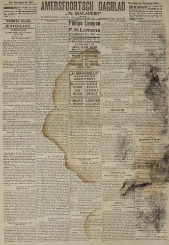 Amersfoortsch Dagblad / De Eemlander 1923-12-24