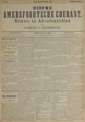 Nieuwe Amersfoortsche Courant 1887-12-28