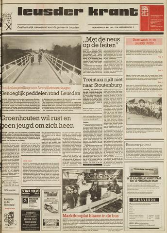 Leusder Krant 1991-05-29