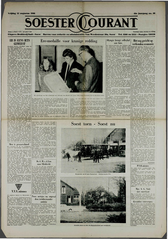 Soester Courant 1966-08-12